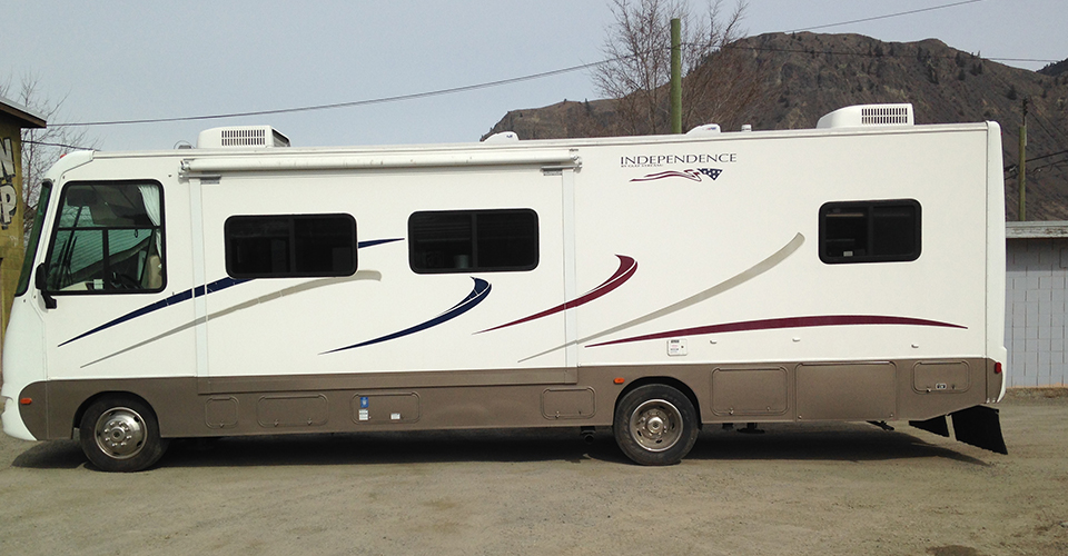 sher daves motorhome