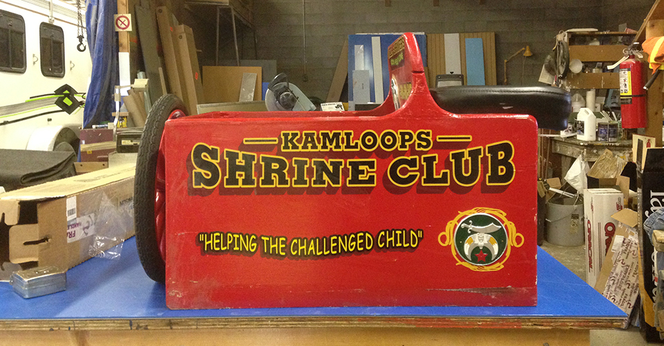kamloops shrine club logo