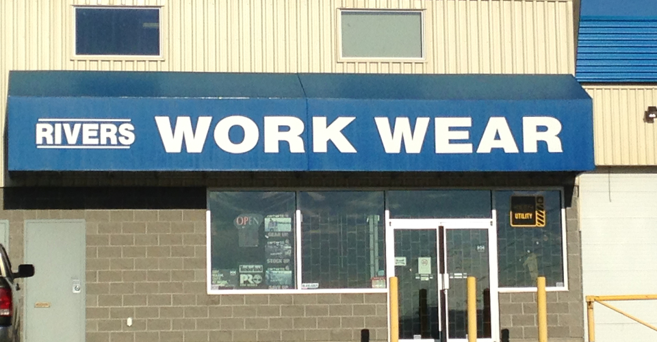 rivers work wear
